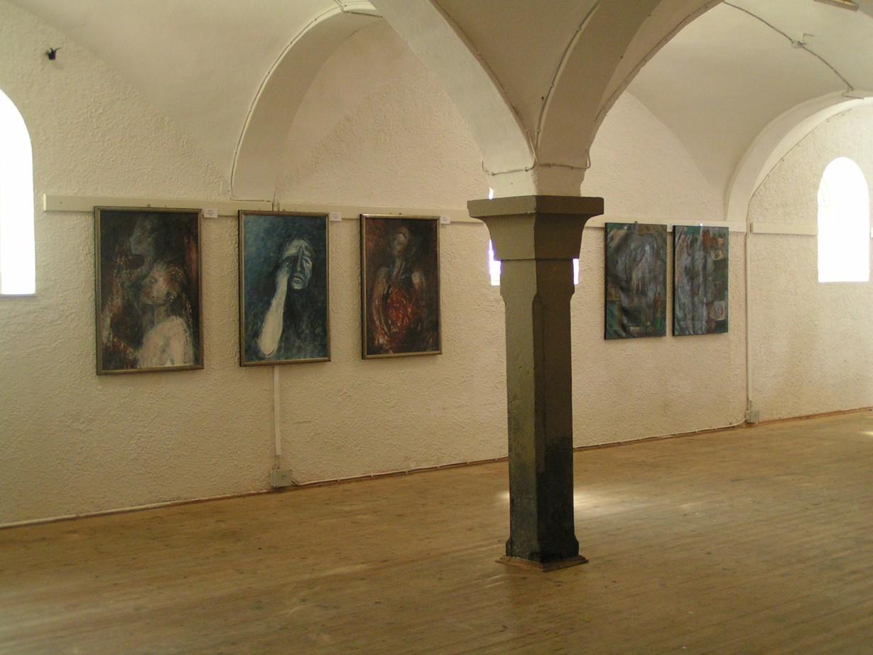 Galerie im Salzstadel, Tacherting